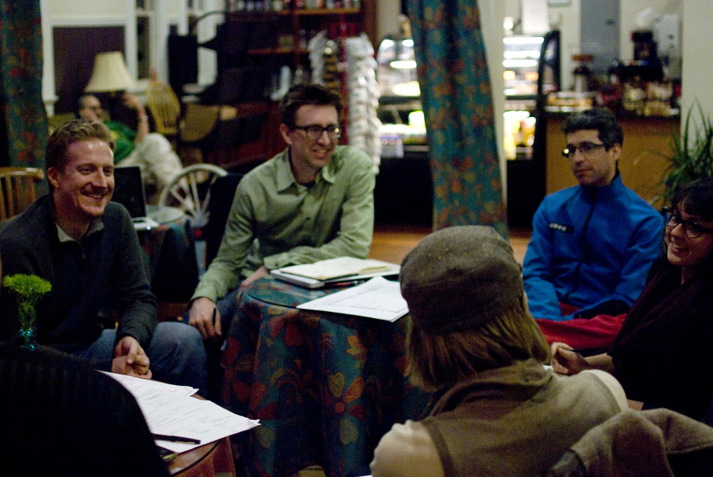 Photo courtesy of Flickr user TEDxSomerville