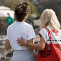 Photo courtesy of Andrea Booher and FEMA