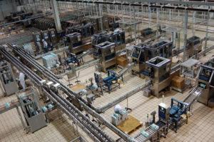 Mengniu-production-line