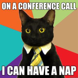 sleeping-conference-call-meme