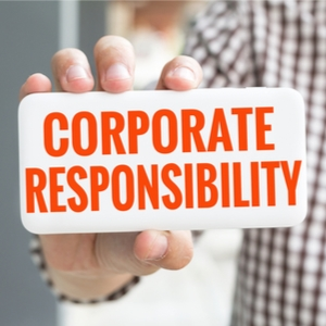 Corporate Social Responsibility:  Five easy tips image