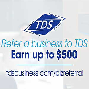 Earn some $, refer a business image