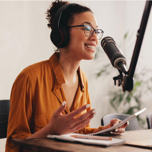 5 podcasts to help grow your business image